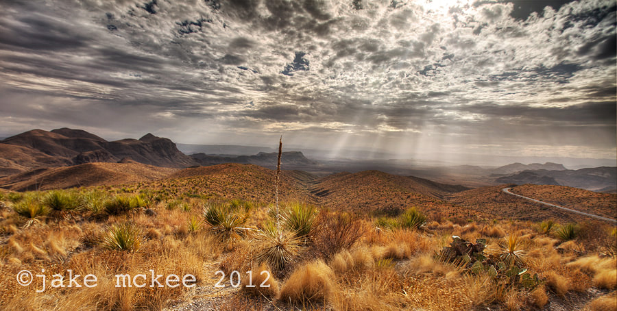 Photograph Big Bend NP by Jake  McKee on 500px
