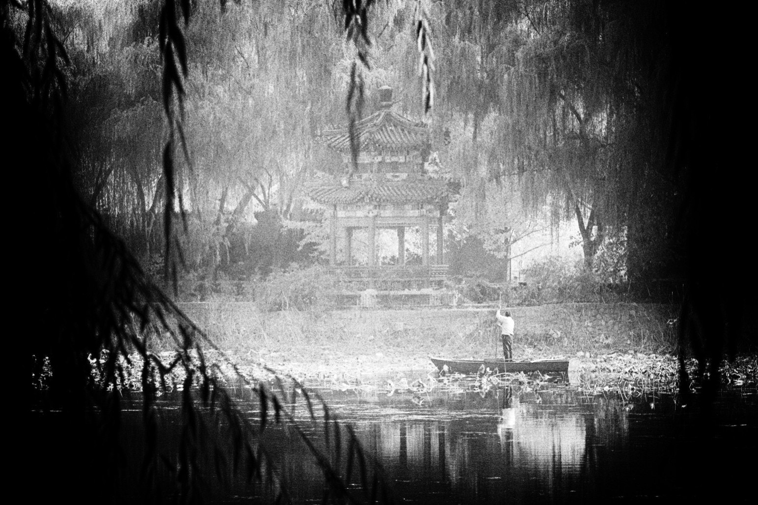 Photograph Chinese Garden by Jessica Lin on 500px