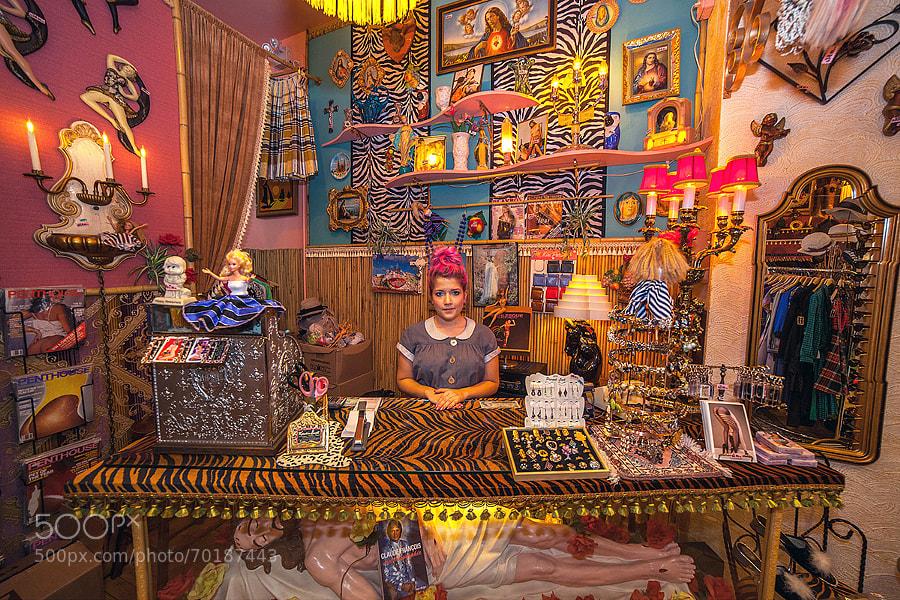 Photograph Alyssa by Vladimir Antaki on 500px
