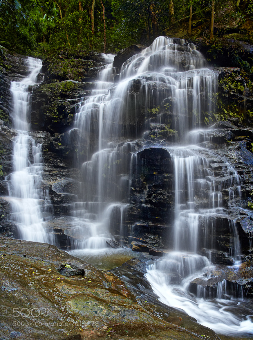 Photograph Sylvia Falls by Stanley Kozak on 500px