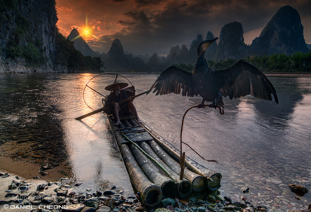 Photograph The Boatman :: Passage to Mordor by Daniel Cheong on 500px