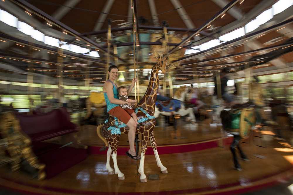 Photograph The Carousel by Eddie Gianelloni on 500px
