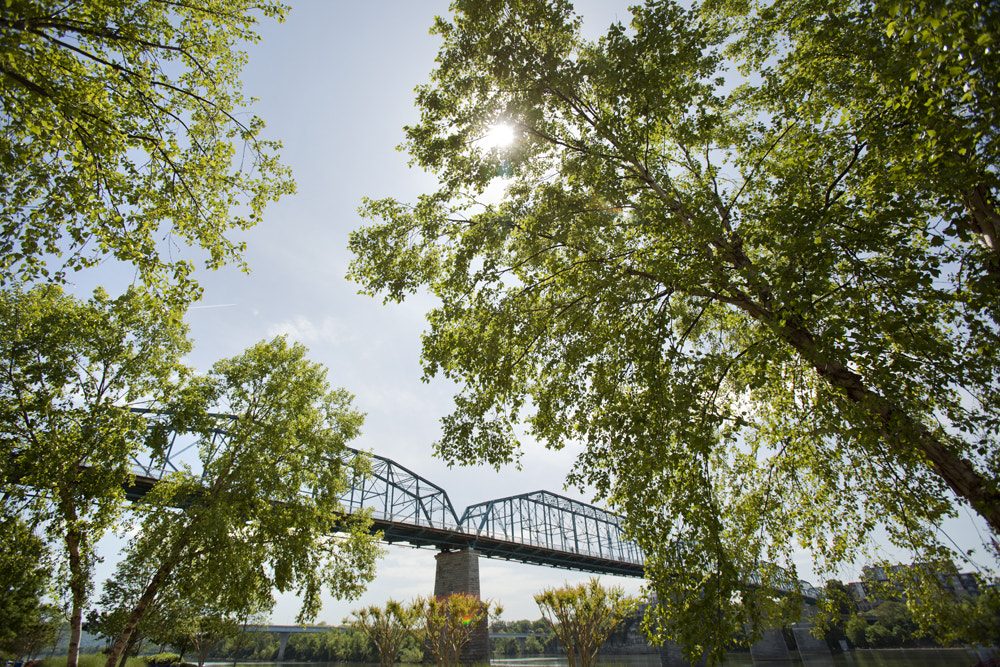 Photograph Coolidge Park by Eddie Gianelloni on 500px