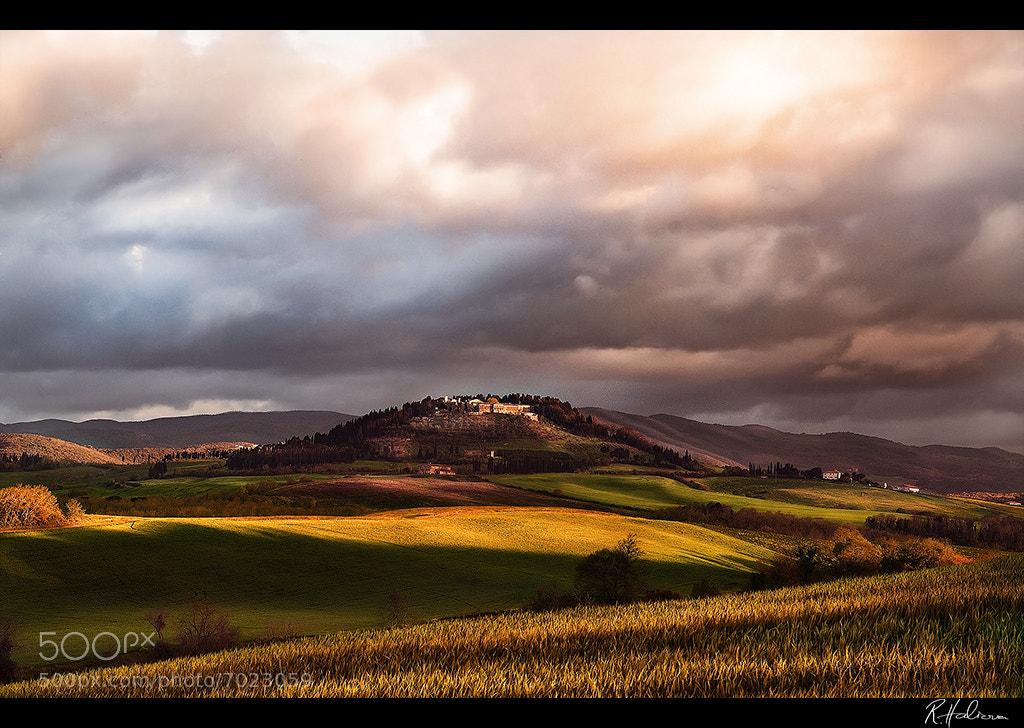 Photograph Toscana by Robin Halioua on 500px