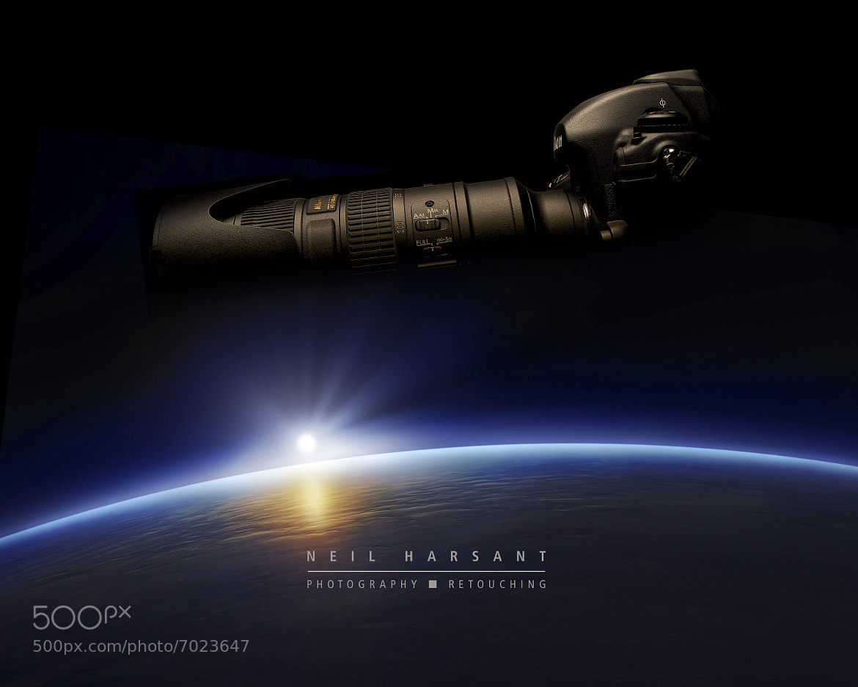 Photograph Orbit by Neil Harsant on 500px
