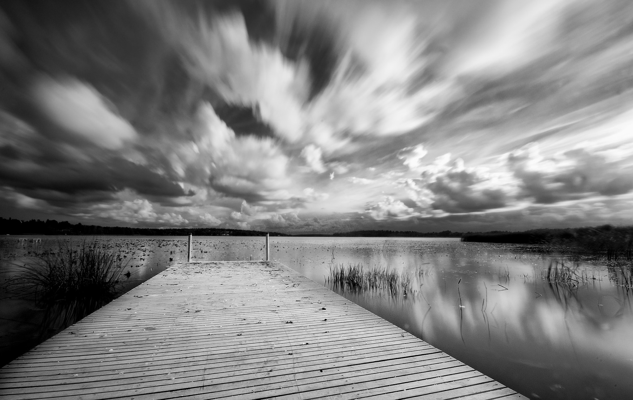 Photograph The clouds by Fredrik Nordqvist on 500px