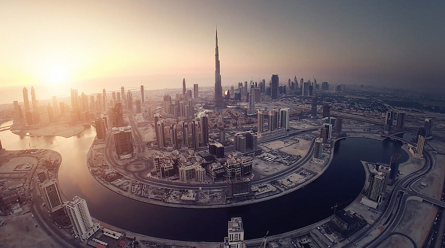 Photograph downtown dubai by Alisdair Miller on 500px