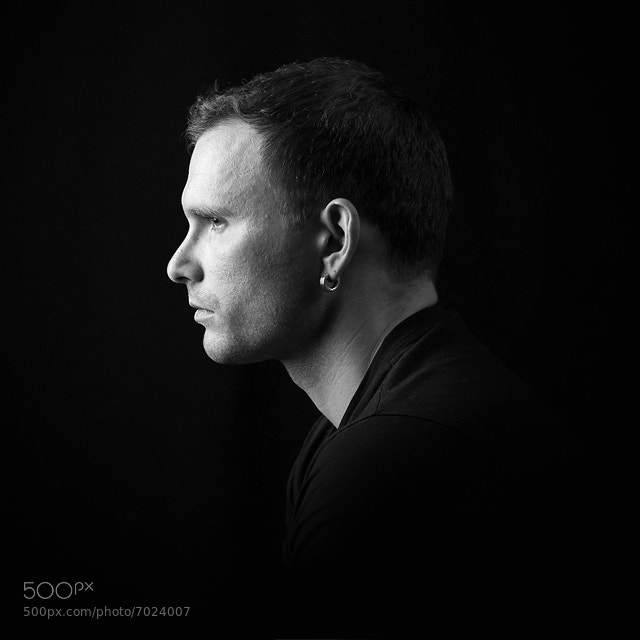 Photograph Personal profile. #8099. Alex by Andrew Mono on 500px
