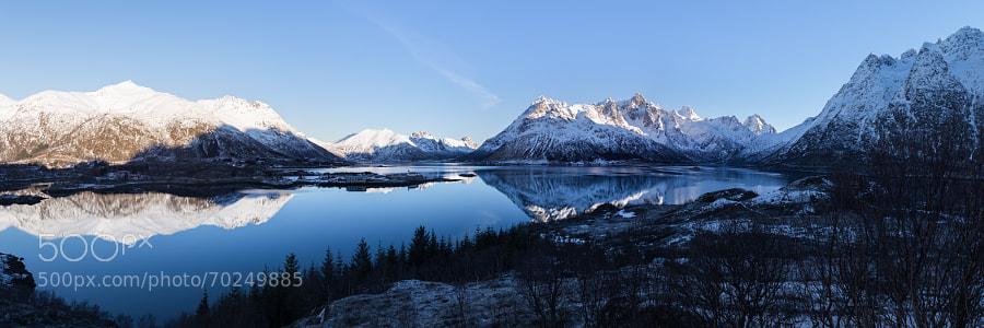 Calm in Austnesfjord