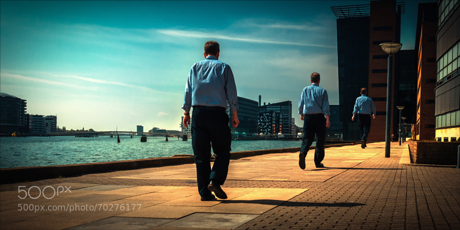 Photograph Under The Harsh Light Of Day 01 (rev02) by Julian Kenning on 500px