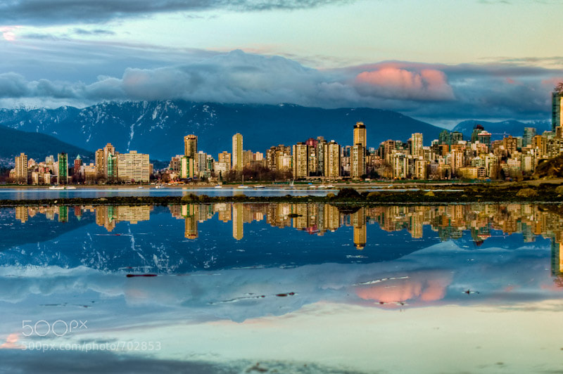 Photograph Downtown Van by James Wheeler on 500px