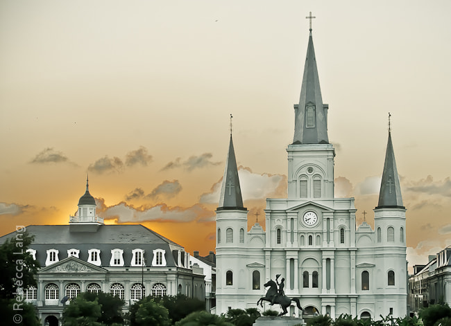 Photograph St Louis Cathedral by Max Finger on 500px