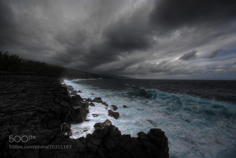 The black Coast in La r�union - SEO consulting