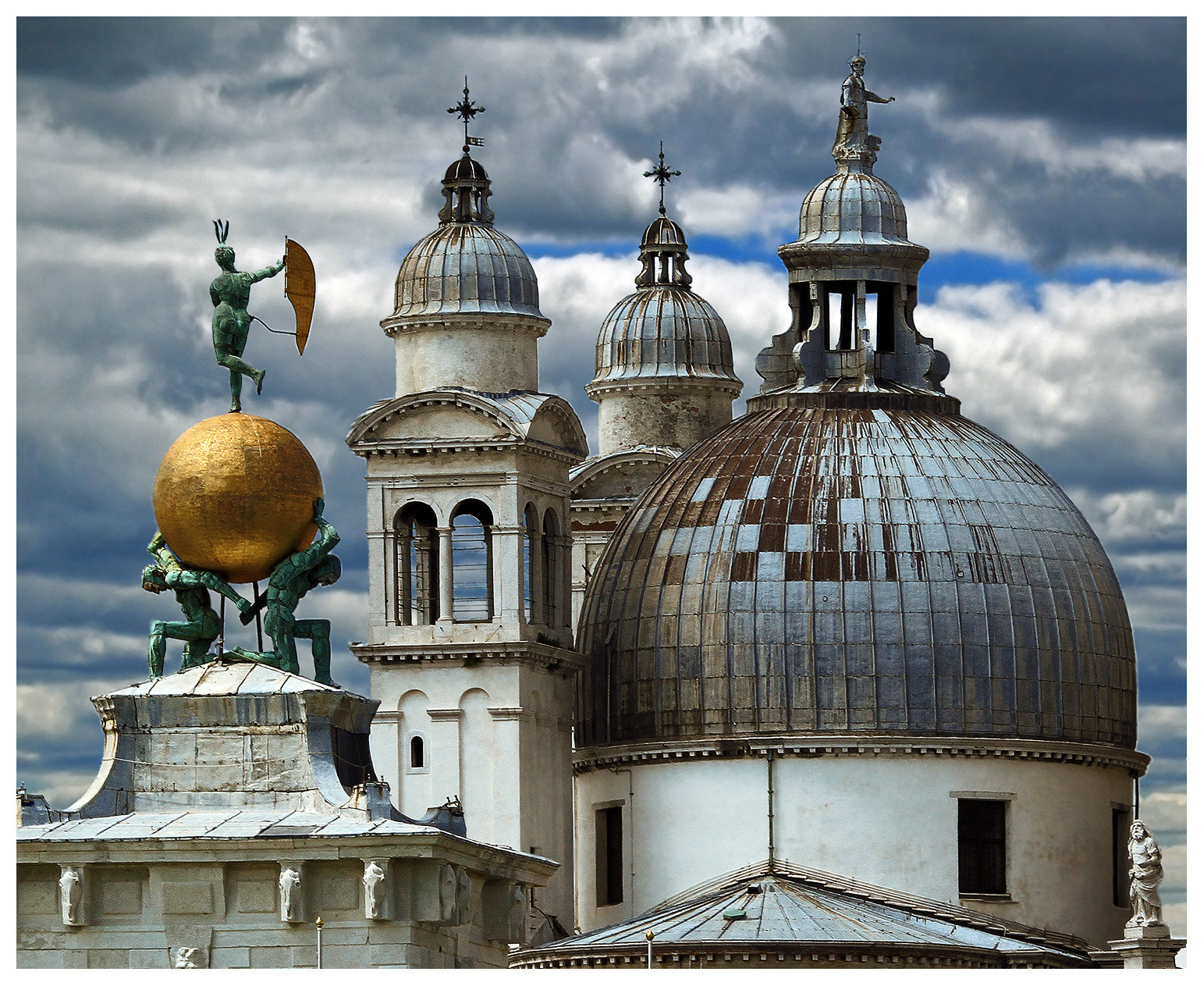 Photograph Domes of Venice by Alexander Sysuev on 500px