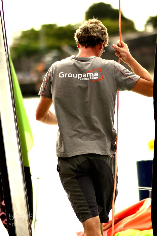 Photograph Groupama Team by João Dias Júnior on 500px