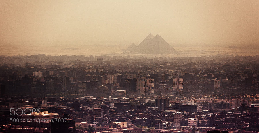 Cairo by Kirill Umrikhin (Ave_kii) on 500px.com
