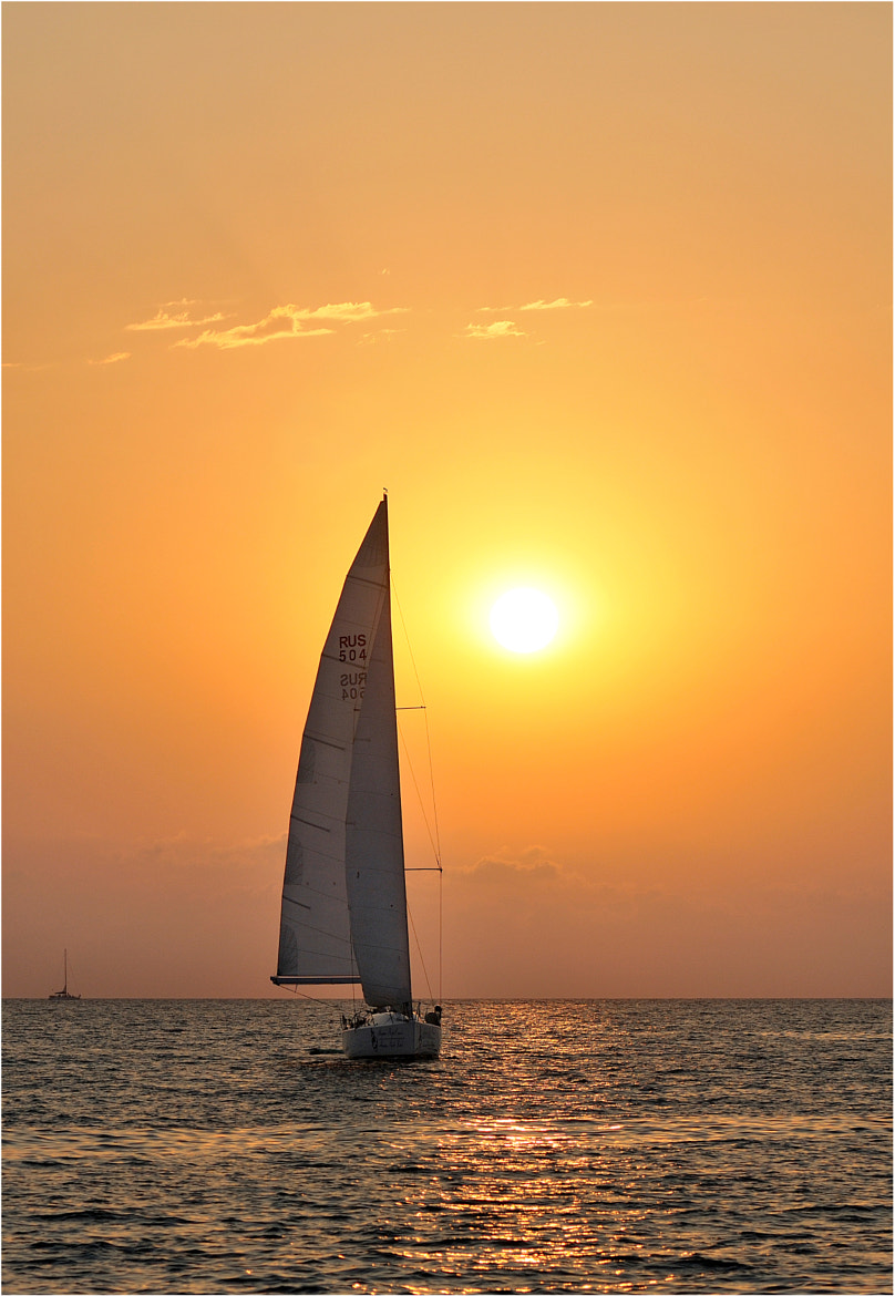 Photograph ..Sail under the Sun. by Miguel G. on 500px