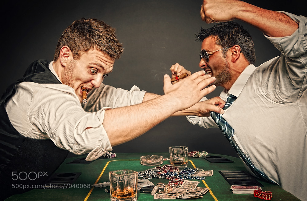 Photograph Poker...ending rough! by 168 Fish on 500px