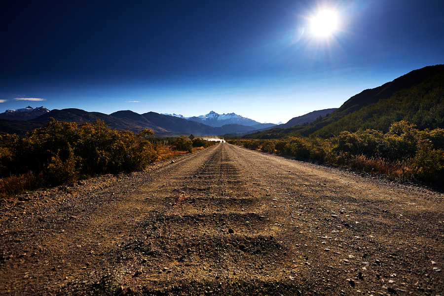 Photograph Carretera austral by Tomas Sliva on 500px