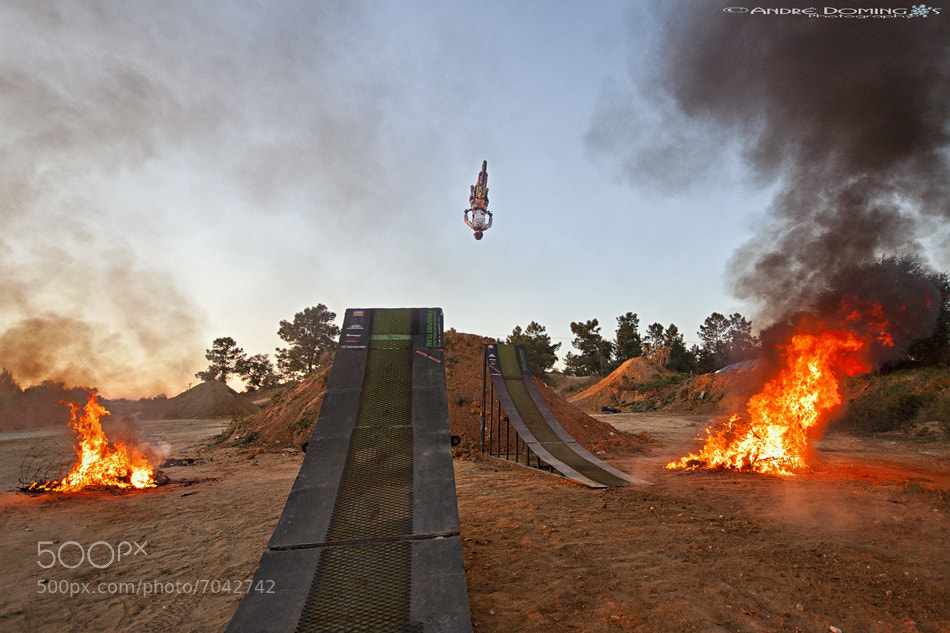 "Photograph "" The Backflip "" by André  Domingos on 500px"
