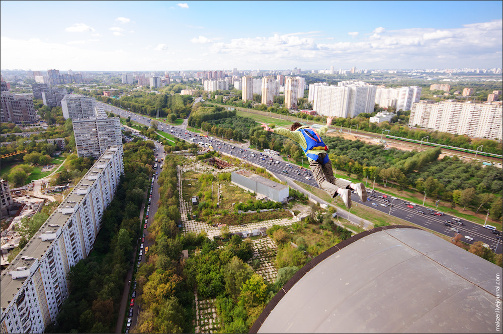 Photograph Base Jump by Maxim Peshkov on 500px