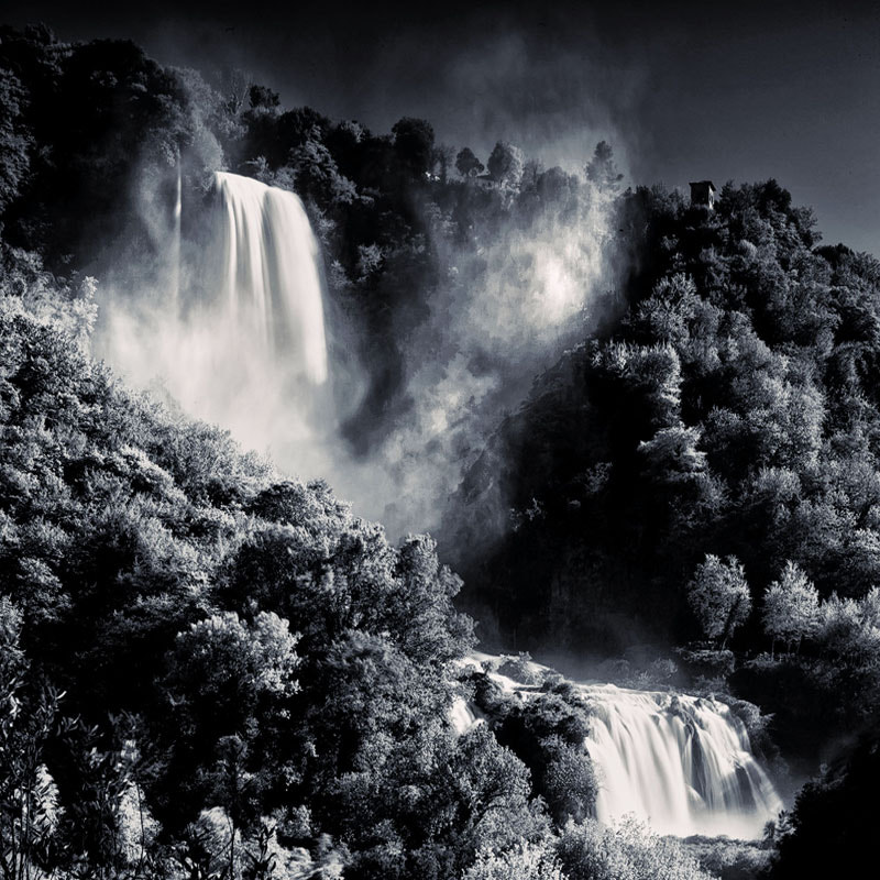 Photograph Marmore falls by Maurizio Rellini on 500px