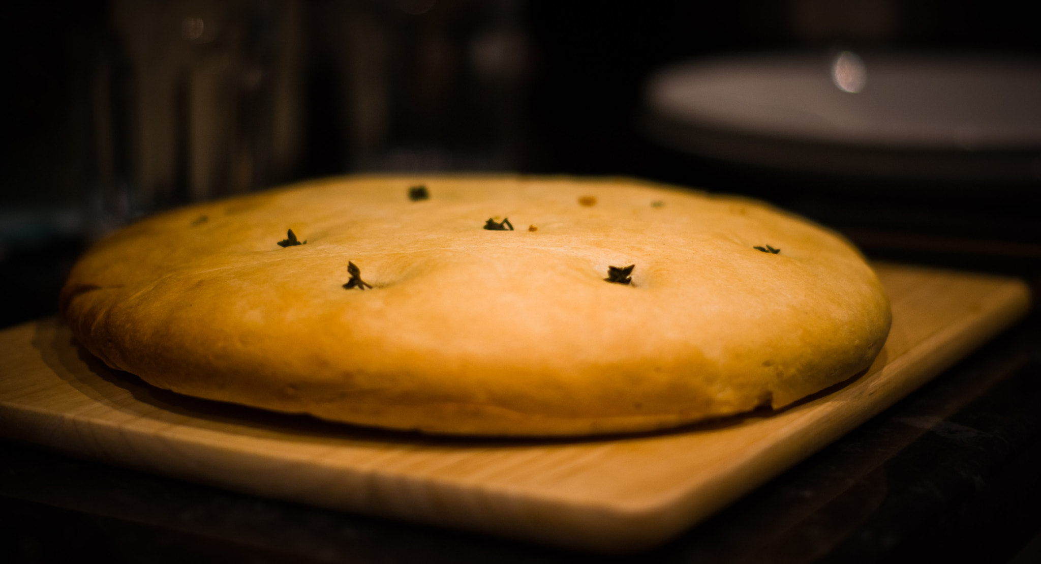 Photograph Focaccia by Stephen McDonald on 500px