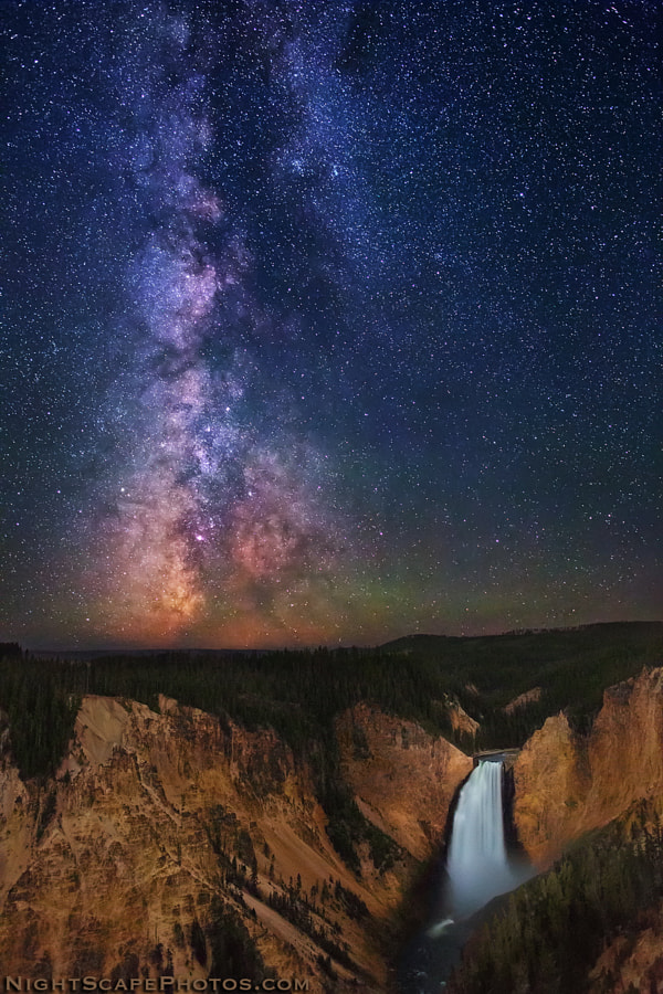 Yellowstone Stars by Royce's NightScapes on 500px.com
