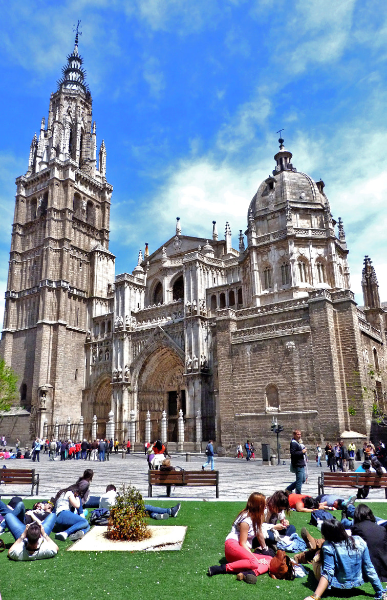 Photograph Catedral de Toledo by Juan Carlos Nacarino on 500px