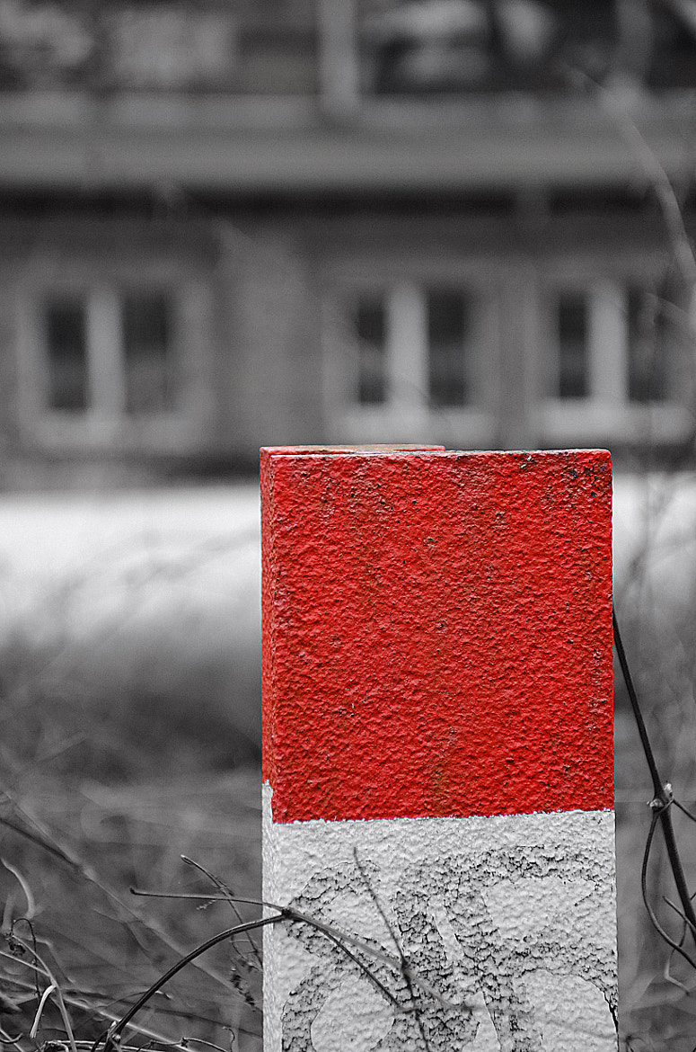 Photograph Black, white, red by Gynt S on 500px