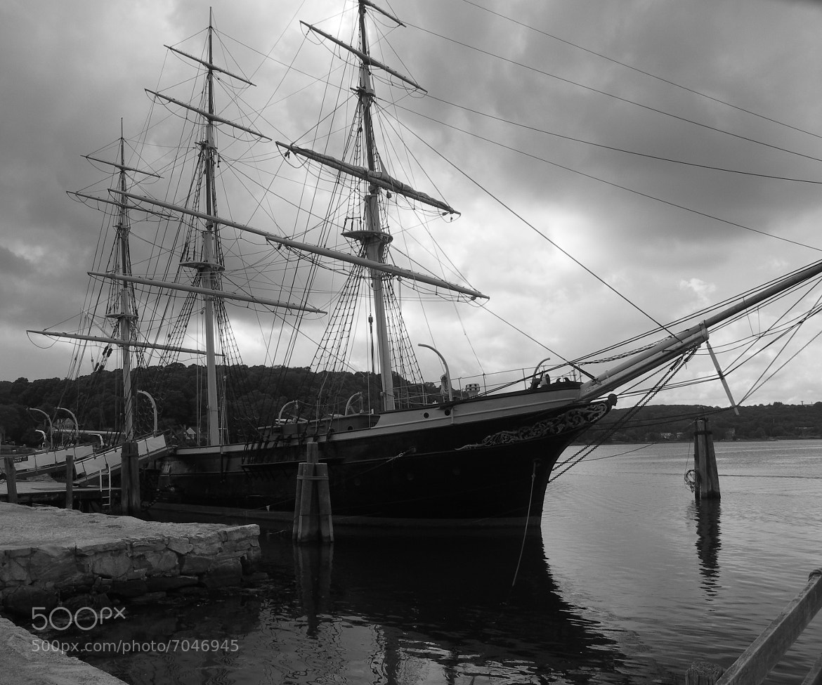 Photograph Ship by Christopher Dodson on 500px