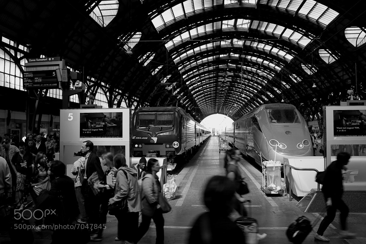 Photograph The confessions of a disenchanted passenger by Marco Soggetto on 500px
