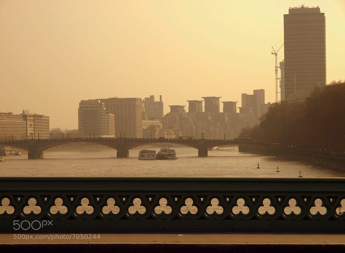 Photograph An Overcast Day In London by Nam Hoang on 500px
