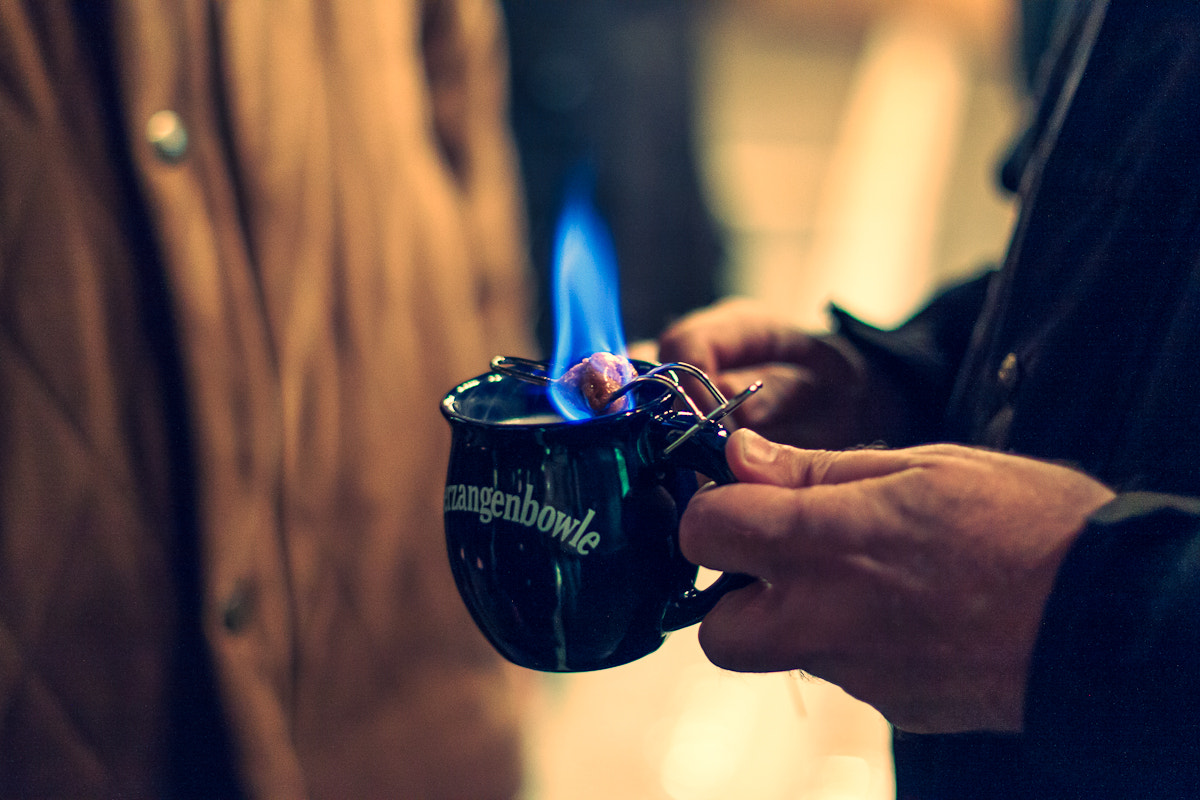 Photograph Cold night - hot drink by René Centa on 500px