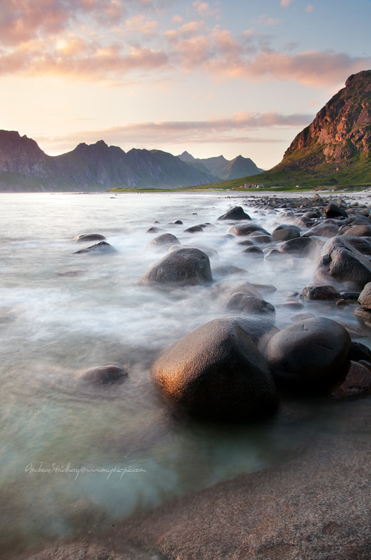 Photograph Shoreline by Andreas Stridsberg on 500px