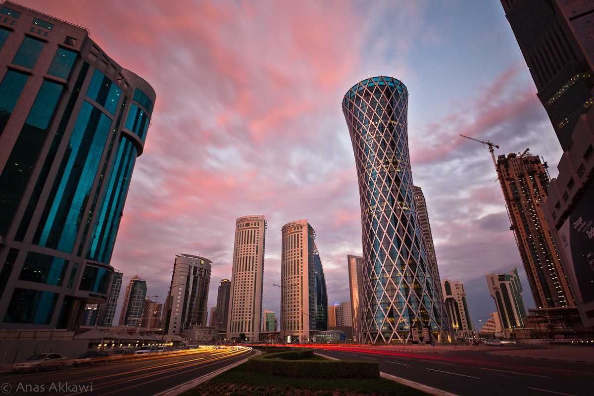 Photograph Growing City by Anas Akkawi on 500px