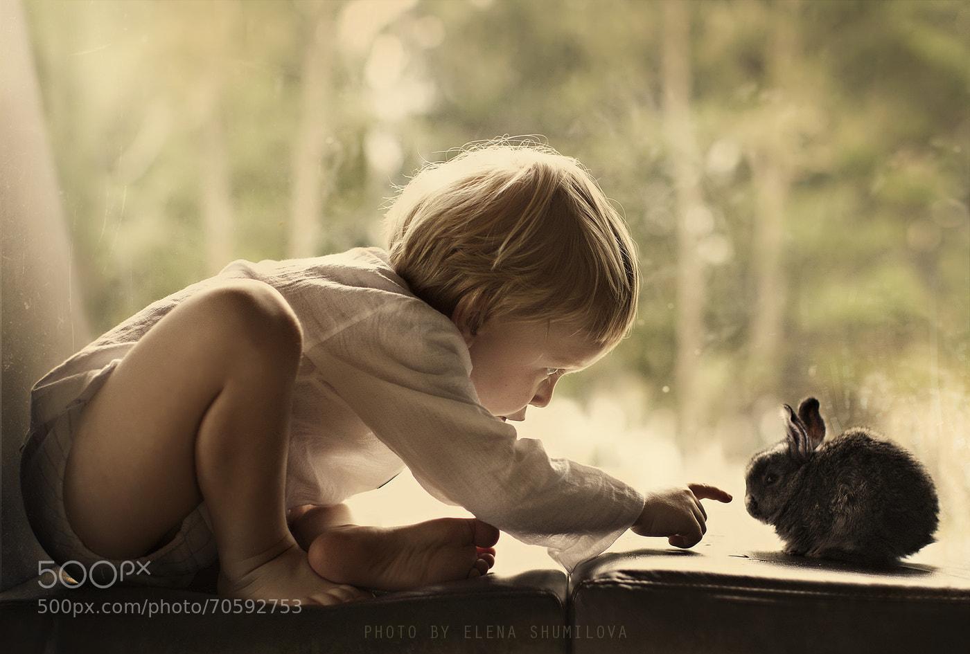 Photograph kids.. by Elena Shumilova on 500px