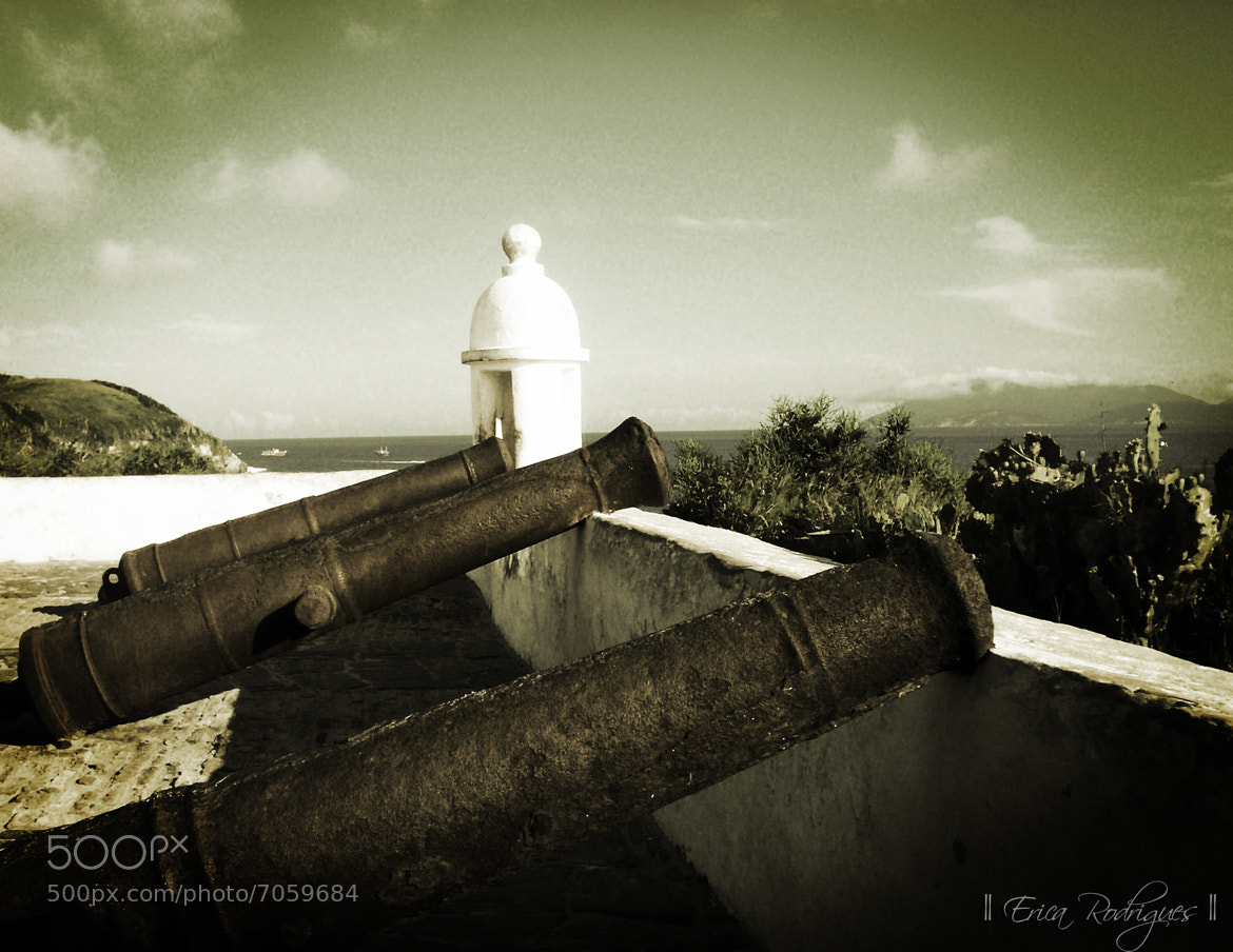 Photograph || Forte de Cabo Frio || by erica rodrigues on 500px