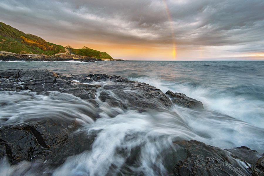 A Rainbow Splash de James Xiang sur 500px.com