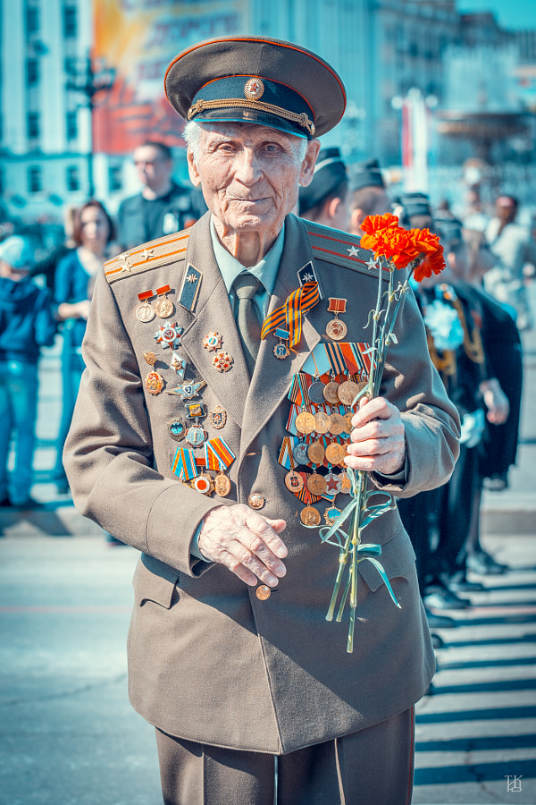 veteran by Tatiana Isaeva-Kashtanova on 500px.com