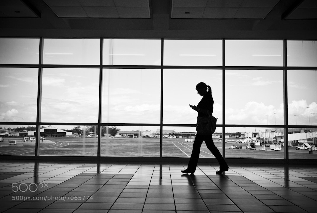Photograph Airport by Walter  Shin on 500px