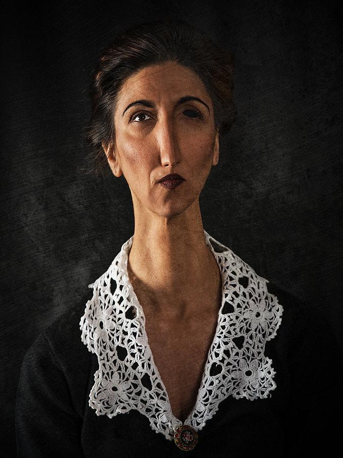 Portrait of Donna Faedda
