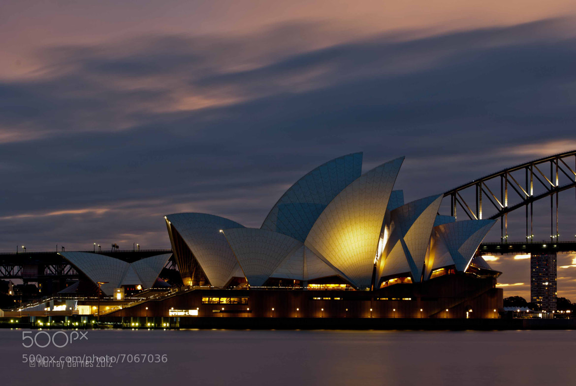 Photograph Sydney Opera House by Murray Barnes on 500px