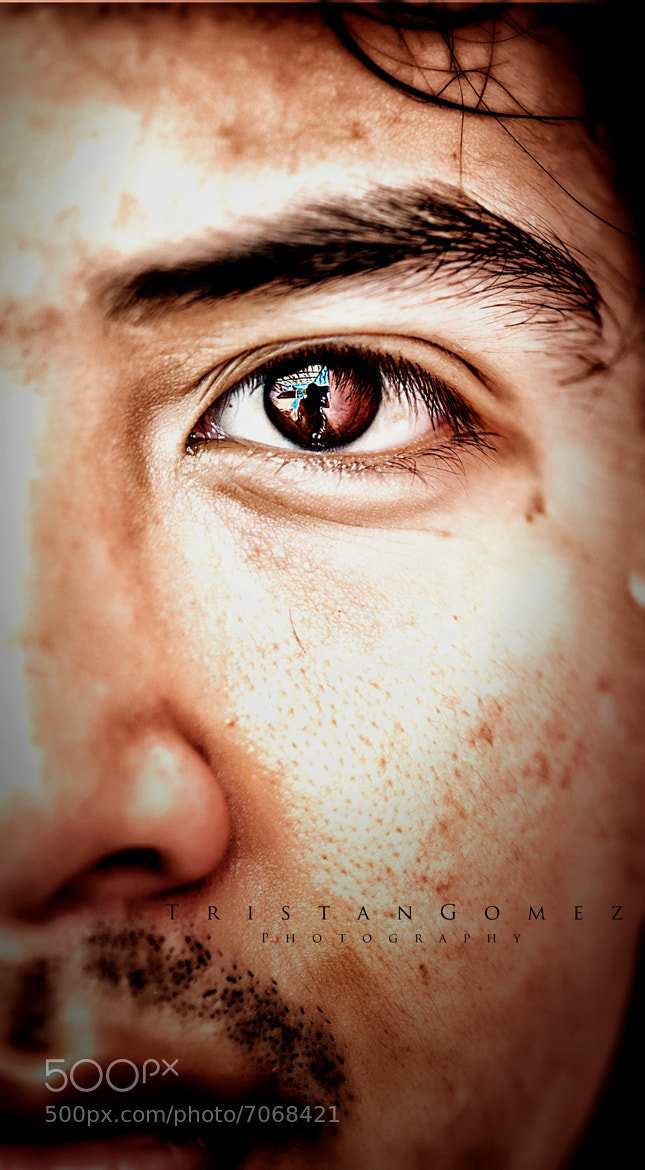 Photograph eyes by Tristan Gomez on 500px