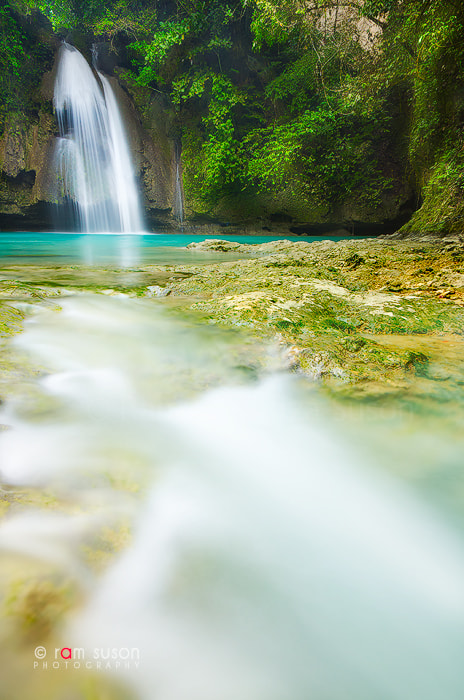 Photograph Kawasan Falls by Ram Suson on 500px
