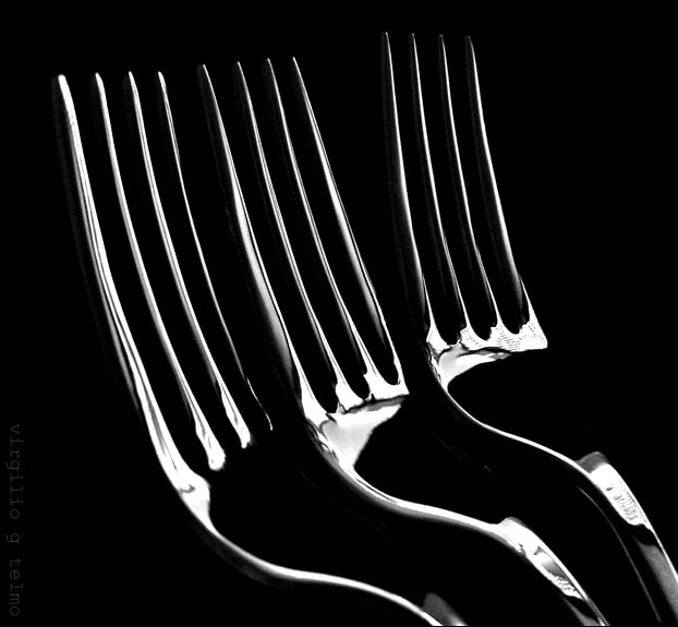 Photograph The silver forks by Vey Telmo on 500px