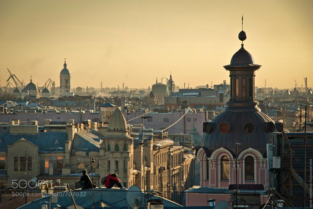 Photograph St. Petersburg by Ignat Chernyaev on 500px