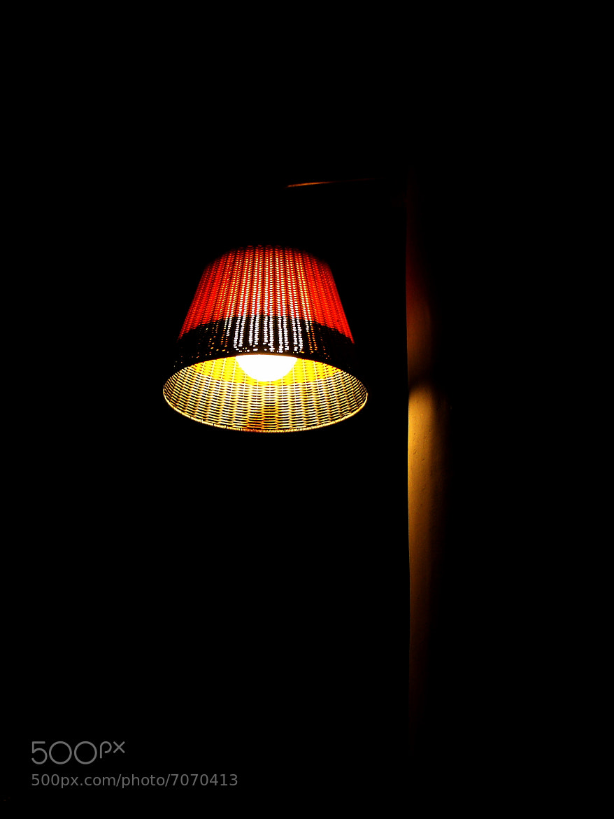 Photograph Lonely Lamp by Kavin Photography on 500px