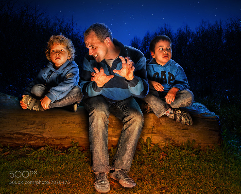 Photograph The Storyteller by Adrian Sommeling on 500px