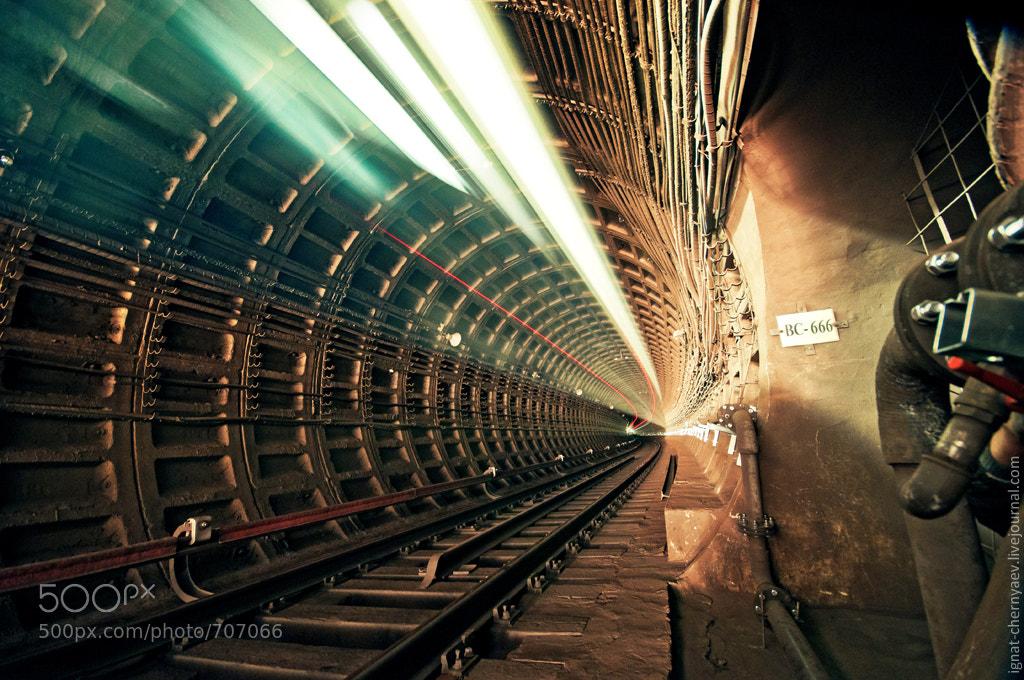 Photograph St. Petersburg subway by Ignat Chernyaev on 500px
